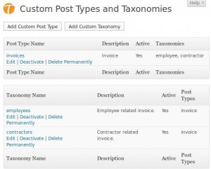 Grouping topics with taxonomy