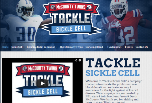 Tackle Sickle Cell