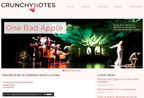 crunchynotes.com