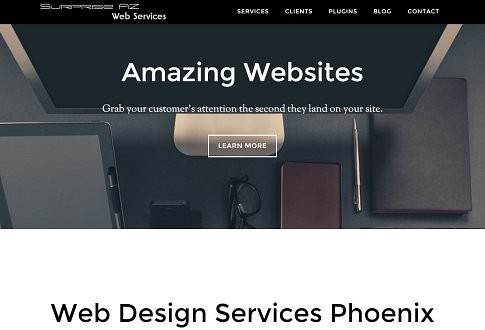 Surprise AZ Web Services