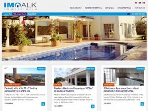 imalk.com - a multilingual real estate site built with Toolset plugins