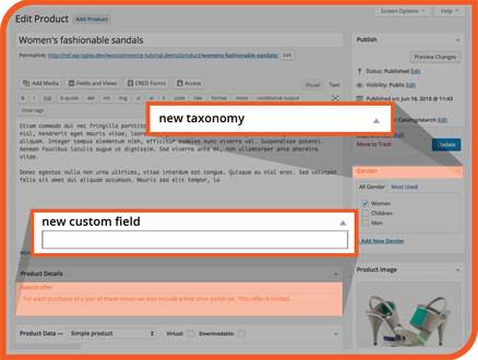 how-to-add-custom-field-to-woocommerce-product