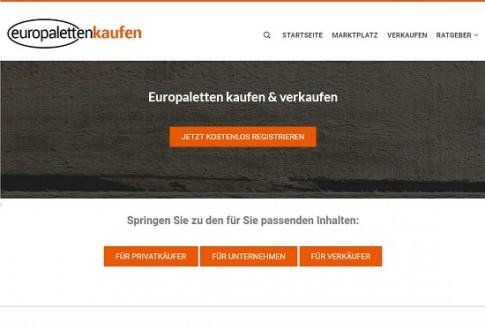 Europaletten-kaufen.eu
