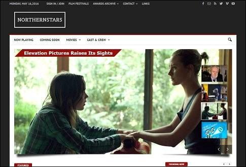Northernstars Canadian Movie Database