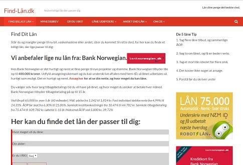 Find-lån.dk
