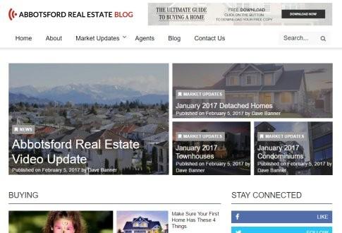 Abbotsford Real Estate Blog