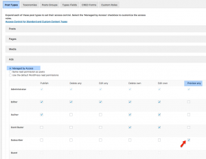 How to allow your Subscribers to see the single post pages for pending ads